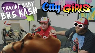 Throat Baby Lalo Reacts! | Throat Baby BRS Kash Reaction