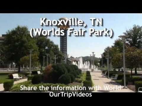 Pictures of Worlds Fair Park, Knoxville, TN, US
