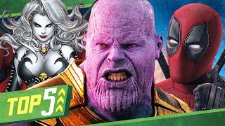 5 Gegner, die Thanos besiegen können - Avengers Endgame Alternativen