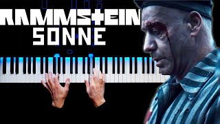 Rammstein - Sonne (Acoustic Piano Cover)