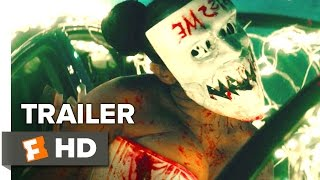 The Purge: Election Year (2016) Trailer 2 – Frank Grillo, Elizabeth Mitchell Movie HD