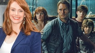 Bryce Dallas Howard Talks 'Jurassic World,' Chris Pratt and Her Son's Cameo!   toofab
