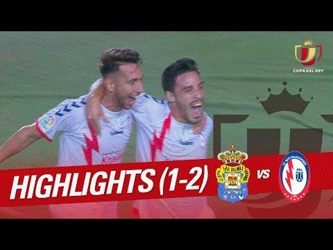 Las Palmas vs Rayo Majadahonda