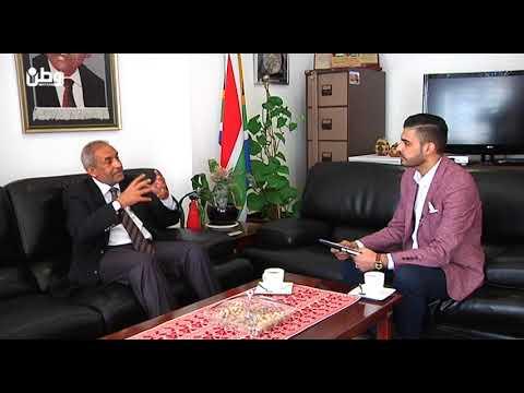 """سفير جنوب افريقيا لـ""""وطن"""": """"اوسلو"""" شغل الفلسطينيين عن قارة افريقيا"""