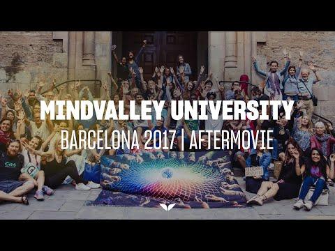 Mindvalley University Barcelona, Spain 2017