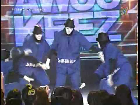 Jabbawockeez Dance in ASAP '09(