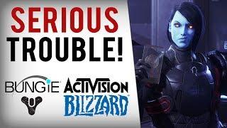 Activision in Chaos! Bungie Splits, Blizzard Falling Apart, Execs Jump Ship & More!