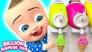 Ice Cream Dance   Du Du Du Song   BST Kids Songs