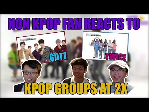 NON KPOP FANS REACT TO SIGNAL TWICE 2x AND HARD CARRY GOT7 2x