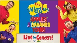 The Wiggles Apples and Bananas show edited