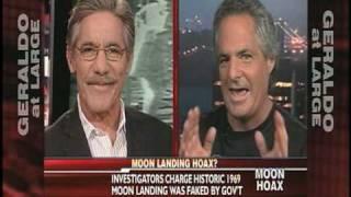 Aron Ranen appears on FOX NEWS with Geraldo Rivera. Subject: NASA erases Original Moon Videotapes