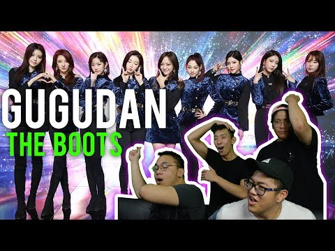 구구단 GUGUDAN put on