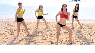 Những bước cơ bản tập Zumba bên biển - Zumba on the Beach