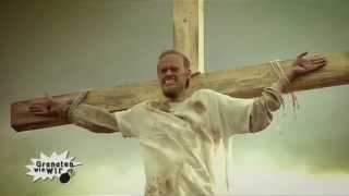 Was wäre, wenn … Stefan Raab Jesus gewesen wäre?