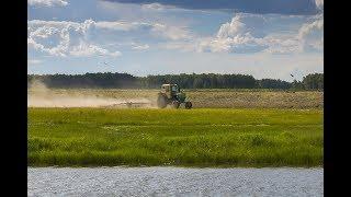Грант на развитие семейной фермы получил житель Любинского района