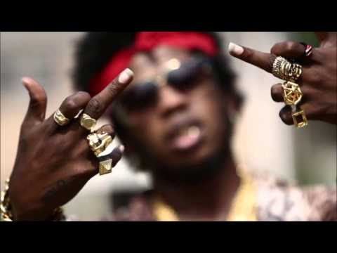 Trinidad James - All Gold Everything (bass boosted)