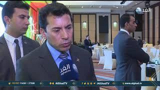 دوري المحترفين الإماراتي ووزير الرياضة المصري يكشفان للغد عن ...