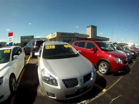 2009 Pontiac Vibe P8876