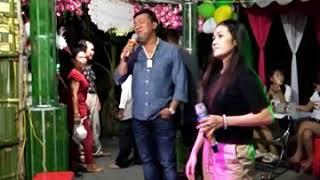 ca sĩ Đạt Võ cùng kim Ryma hát live ở đám cưới miền tây