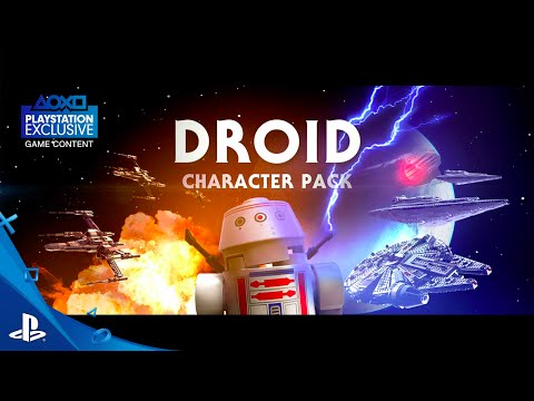 LEGO® Star Wars™: The Force Awakens Video Screenshot 1