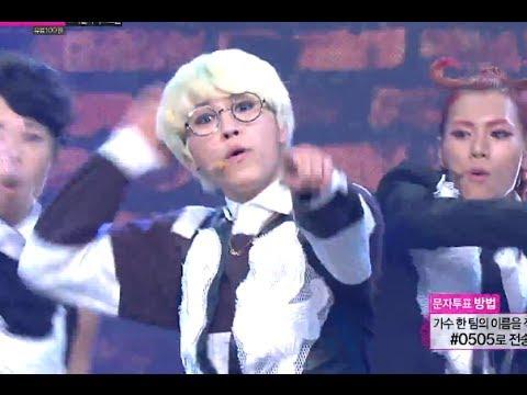 TOPP DOGG - Say It, 탑독 - 말로해 Music Core 20131109