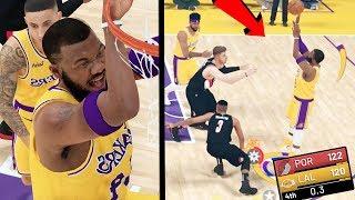 INSANE LAST GAME of SEASON! Down to Last Shot! NBA 2k19 MyCAREER Ep. 50