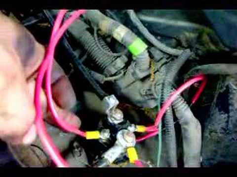 6.2 diesel Manual Glow Controller - YouTube