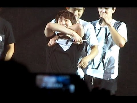 ss5 Chile KYUHYUN TROLLING to ELF's