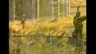 Tim Wells -- Hunting Alberta with Trophy Hunters Alberta - Part 1 of 2