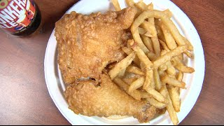 Chicago's Best Fried Chicken: Rip's Tavern