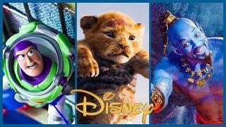 Best New Disney Movies Full Trailers (2019) HD