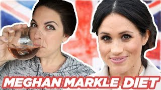 I Ate Meghan Markle's Favorite Meals For A Day