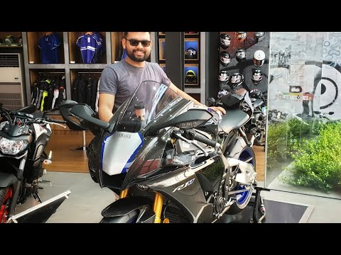 video Yamaha YZF R1M