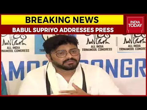 Live: Jolt to BJP in WB: Babul Supriyo joins TMC, says 'I will work for Bengal development'