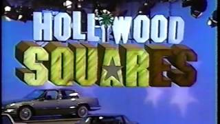 Hollywood Squares  1989   Howard Stern