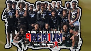 PREMIUM TEAM SHOUT OUT- TEAM TRENDSETTERS LOS ANGELES at PASSING DOWN Los Angeles