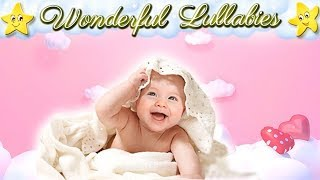 Brand-New Super Relaxing Baby Sleep Music Lullaby ♥ Soft Bedtime Hushaby ♫ Good Night Sweet Dreams
