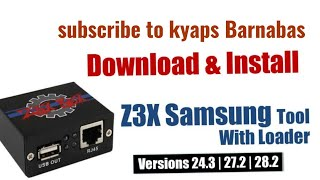 Z3X SAMSUNG TOOL PRO v29 5 without box crack 2018 download