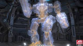 DirectX-11-Techdemo Mecha (OIT)