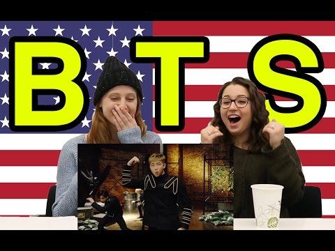 Americans Meet Kpop: BTS