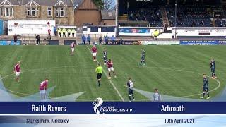 Raith Rovers Vs Arbroath