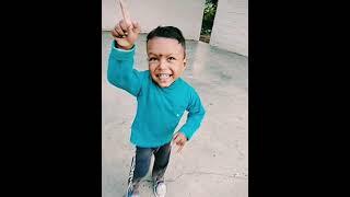Dj children Dance // very funny//