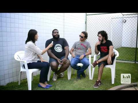 Banda Semivelhos - Entrevista concedida ao Cartaz da Cidade