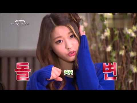 141230 AOA(에이오에이) Aegyo CUT @ A Song For You