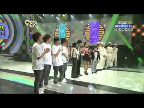 Super Junior vs 2PM dance battle