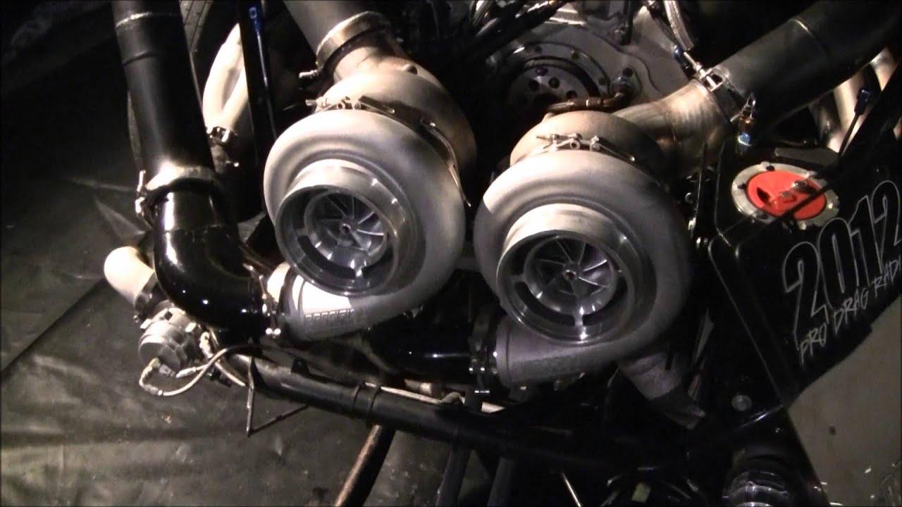 Precision Twin 88mm Turbos - DMC Powered Buick Grand National - David DeMarco - YouTube