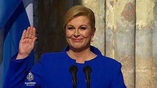 Svečana inauguracija Kolinde Grabar-Kitarović