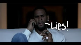 R Kelly Proves some alleged victims are Liars with new facebook surviving lies