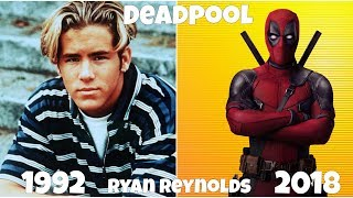 Deadpool 2 actors, Before and After They Were Famous