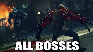 PROTOTYPE 2 - All Bosses (With Cutscenes) HD